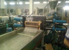 screen changer application in the granulation industry
