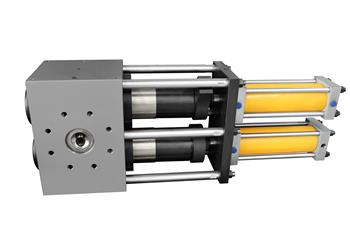 Hydraulic Screen Changers For Extruder Machine
