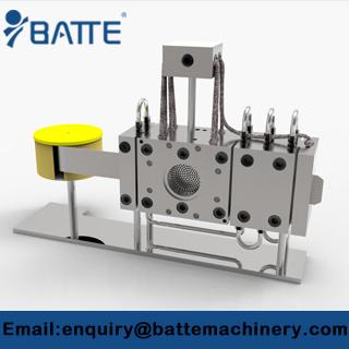 Automatic Belt Melt Filters
