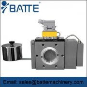 hydraulic automatic mesh screen changer